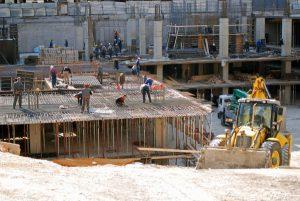 yapı inşaat şantiye çalışması